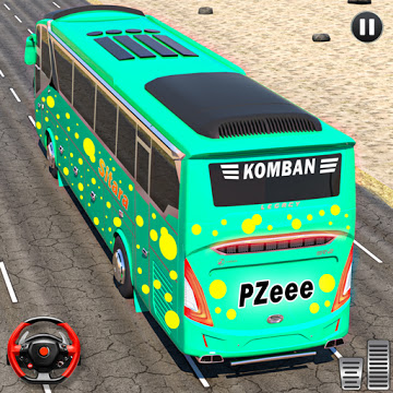 Modern Bus Simulator Games-Free Bus Driving Game